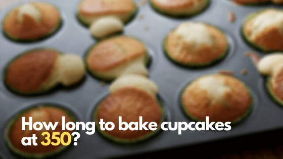How long to bake cupcakes at 350? to get perfectly shaped domed cupcakes